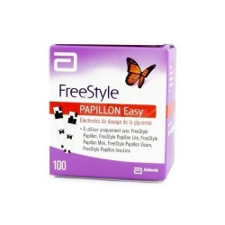 FREESTYLE PAPILLON EASY Electrodes