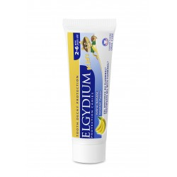 ELGYDIUM KIDS Protection caries arôme banane