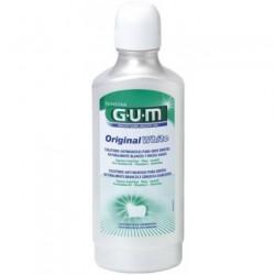 Gum bain de bouche blancheur original white 300ml