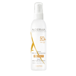 ADERMA Protect Spray Très haute protection SPF 50+