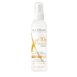 ADERMA Protect Spray Très haute protection Enfants SPF 50+