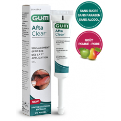 GUM AFTACLEAR Gel Buccal Adulte 10 ml