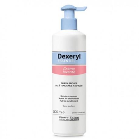 Dexeryl Essentiel Crème Lavante 500ml