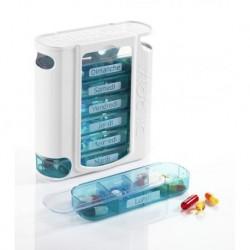 PILBOX 7 Pilulier à distribution hebdomadaire