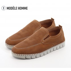 GIBAUD Chaussures Forli Camel