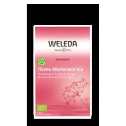WELEDA Tisane Allaitement Fruits rouges boîte de 20