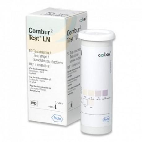 Combur 2 test LN Leucocytes, Nitrites