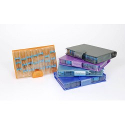 Bodydose Pilulier 7 modules de 4 cases