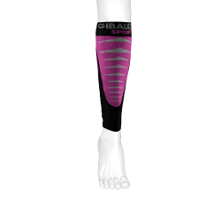 Gibaud Molletière de compression sportive Fuschia