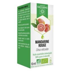 DAYANG HE Mandarine rouge BIO 10 ml