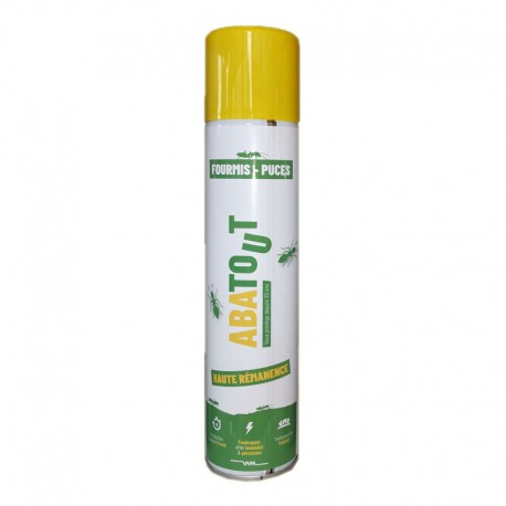 Abatout Fourmis Puces Spray 300 ml