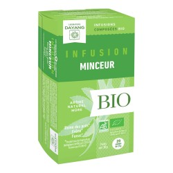 DAYANG Minceur BIO 20 infusettes