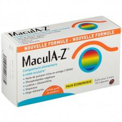 MACULA-Z Boîte de 120 Capsules