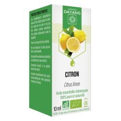 DAYANG HE Citron BIO 10 ml