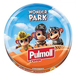 PULMOLL Orange Wonderpark 50g