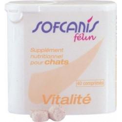 SOFCANIS Félin Vitalité comprimés boîte de 40
