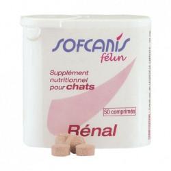 SOFCANIS félin Rénal comprimés boîte de 50