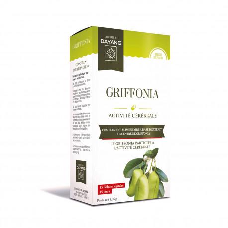 DAYANG GRIFFONIA 15 gélules végétales