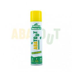 ABATOUT Laque anti-punaises et punaises de lit spray 300 ml
