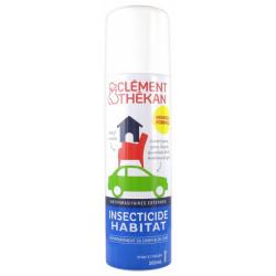 Clément Thékan Insecticide Habitat Spray et Fogger 200 ml