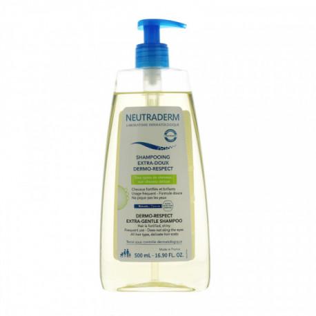 Neutraderm  Shampooing Extra-doux Dermo-Respect 500 ml
