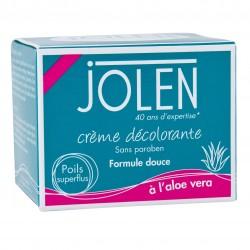 Jolen Crème décolorante Aloe Véra 125ml