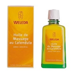 WELEDA Huile de Massage...