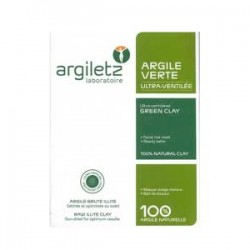 ARGILETZ Argile Verte Ultra Ventilée Boîte de 300g