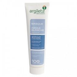 ARGILETZ Masque à l'Argile Blanche Tube 100 ml