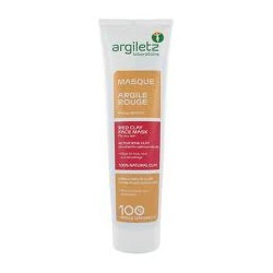 ARGILETZ Masque à l'Argile Rouge Tube 100 ml