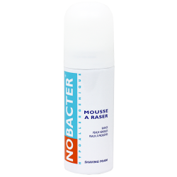 NOBACTER Mousse à raser Hypoallergénique 150ml