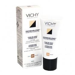 Vichy Dermablend fond de teint correcteur 55 bronze 30ml