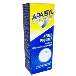 APAISYL Après Piqures Gel Roll on 15 ml