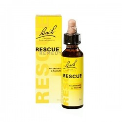 Bach Rescue remedy réconforte et rassure 20ml