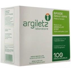 ARGILETZ Bande d/'Argile Verte Prête à l/'emploi