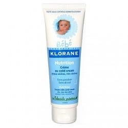 Klorane bébé crème...