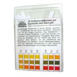 BIOSANA Test pH urinaire
