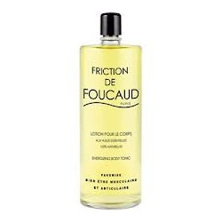 FOUCAUD Friction Lotion Energisante Flacon verre 500 ml
