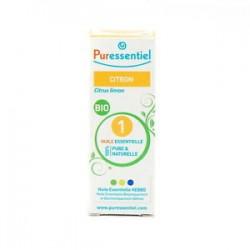 Puressentiel citron bio 10ml