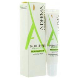 ADERMA Baume pour les Lèvres tube 15ml