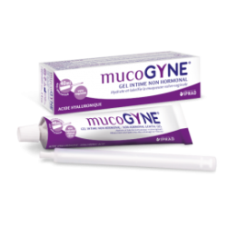MUCOGYNE Gel vaginal avec applicateur 40 ml