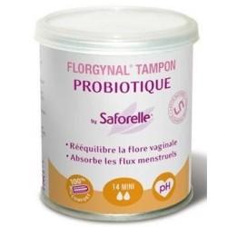 Saforelle Florgynal Tampon probiotique