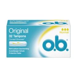 OB Tampon Normal Boîte de 32