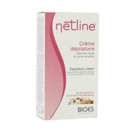 NETLINE Crème Dépilatoire visage 75ml