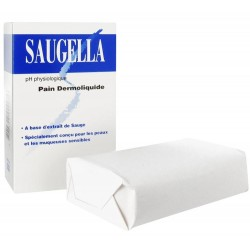 SAUGELLA DERMOLIQUIDE Pain 100 g