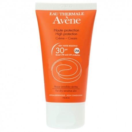 creme solaire visage pour peau seche