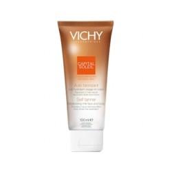VICHY IDEAL SOLEIL AUTOBRONZANT Lait hydratant visage et corps 100 ml