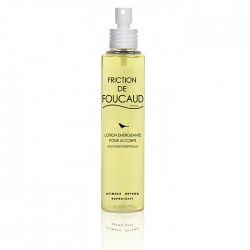 FOUCAUD Friction Lotion Energisante Spray Rechargeable 125 ml