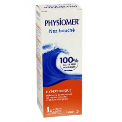 PHYSIOMER Hypertonique Nez...