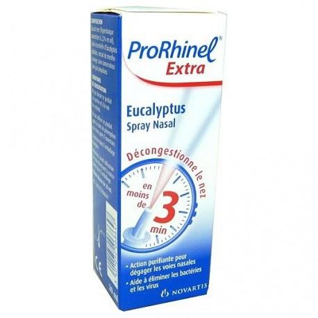 PRORHINEL Extra Eucalyptus Spray Nasal 20 ml